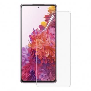 Display Hydrogel Folie für Samsung Galaxy S20 FE Schutz Cover Gel Front