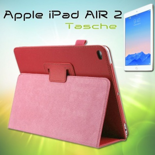 Backcover Tasche aufstellbar für Apple iPad Air 2 2014 Etui Case Hülle Motiv 3