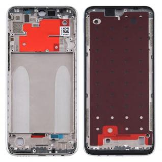 Gehäuse Rahmen Mittelrahmen Deckel für Xiaomi Redmi Note 8T Silber Ersatzteil