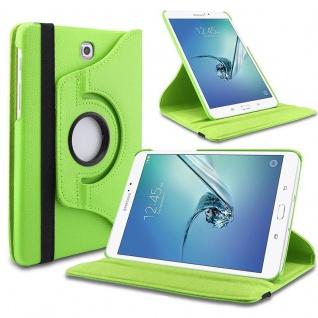 Schutzhülle 360 Grad Grün Tasche für Samsung Galaxy Tab S3 9.7 T820 T825 Case