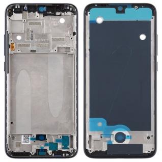 Gehäuse Rahmen Mittelrahmen Deckel für Xiaomi Mi A3 Schwarz Ersatzteil Reparatur