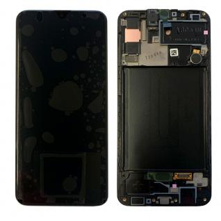 Samsung Display LCD Kompletteinheit für Galaxy A30S A307F GH82-21190A Schwarz Neu