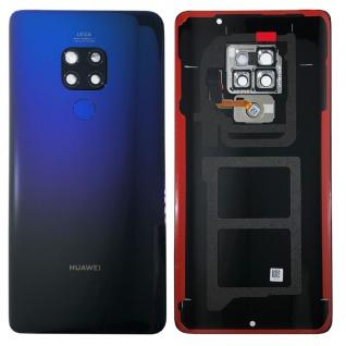 Huawei Akkudeckel Akku Deckel Batterie Cover Twillight für Mate 20 02352FRF Neu