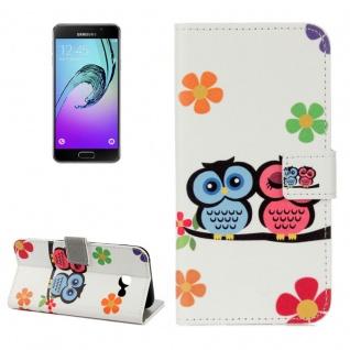 Schutzhülle Muster 22 für Samsung Galaxy A3 A320F 2017 Tasche Cover Case Hülle