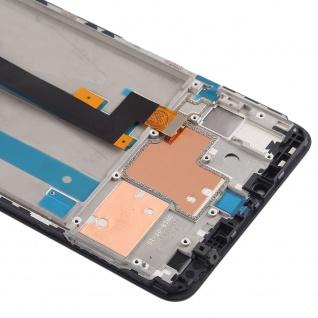 Für Xiaomi Mi MAX 3 Display Full LCD Touch Einheit mit Rahmen Reparatur Schwarz - Vorschau 5
