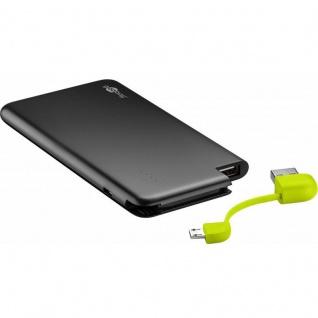 Zusatzakku Powerbank Notfall Akku Ladestation Ladegerät Charger 4A Micro USB - Vorschau 3