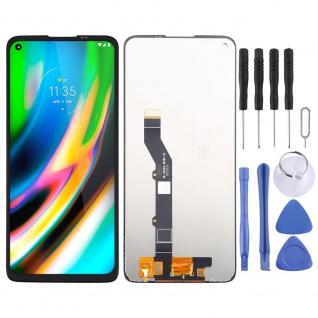 Für Motorola Moto G9 Plus Display LCD Einheit Touch Ersatz Reparatur Schwarz Neu