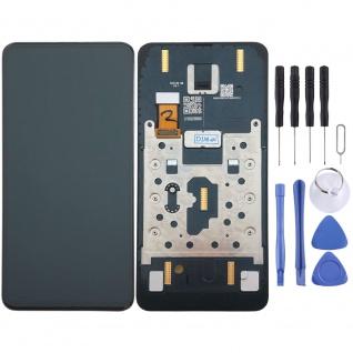 Für Xiaomi Mi MIX 3 Display Full LCD Touch mit Rahmen Ersatz Reparatur Schwarz