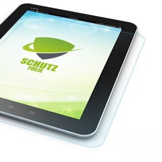 Displayschutzfolie für Samsung Galaxy Tab A 8.0 T380 T385 + Poliertuch Schutz