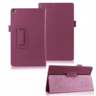 Schutzhülle Lila Tasche für ASUS ZenPad 8.0 Z380C Z380Kl Hülle Case Cover Neu