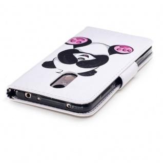 Für Huawei P Smart Plus Kunstleder Tasche Book Motiv 33 Schutz Hülle Case Cover - Vorschau 4