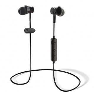 4smarts Wireless Stereo Headset Melody B3 Schwarz Kabellos Kopfhörer Bluetooth