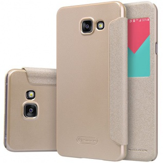 NILLKIN Window Smartcover für viele Smartphones Tasche Cover Case Schutz Hülle - Vorschau 5