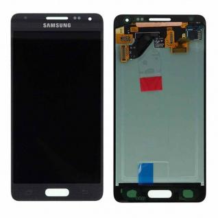 Display LCD Komplettset GH97-16386A Schwarz für Samsung Galaxy Alpha G850F Neu