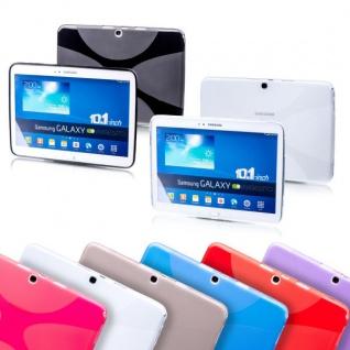 Schutzhülle TPU Silikon Hülle für viele Tablet Modelle Case Cover Kappe Schutz
