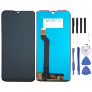 Für Wiko View 3 Display Full LCD Einheit Touch Screen Ersatz Reparatur Schwarz