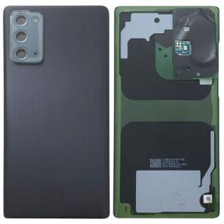 Samsung Akkudeckel Akku Deckel Batterie Cover Galaxy Note 20 mystic grey / grau
