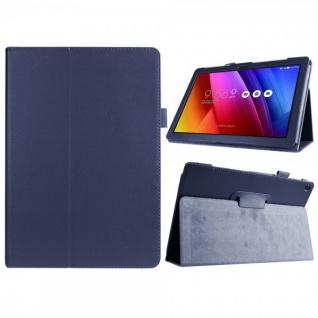Schutzhülle Dunkelblau Tasche für ASUS ZenPad 10 Z300C Z300CL Z300CG Hülle Case