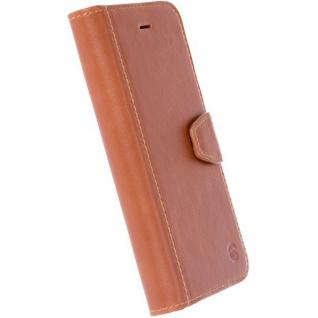 Krusell Ledertasche FolioWallet Sigtuna Apple iPhone 7 Plus Leder Tasche Hülle
