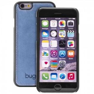 Bugatti ClipOnCover Cover für Apple iPhone 6 6S Schutzhülle Hardcase Case Denim