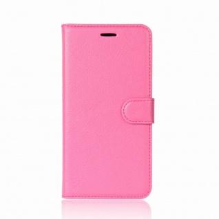 Tasche Wallet Premium Pink für Huawei Mate 10 Lite Hülle Case Cover Etui Schutz - Vorschau 2
