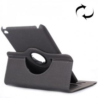 Deluxe Schutzhülle 360 Grad Grau Tasche für Apple iPad Mini 4 7.9 Zoll Hülle Neu