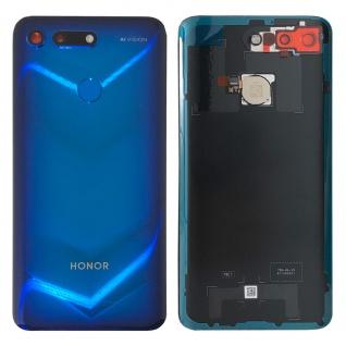 Huawei Akkudeckel Batterie Cover Blau für Honor V20 / View 20 02352JKJ 02352LNV