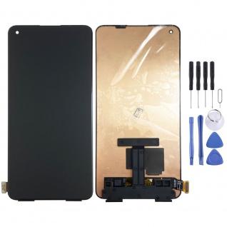 Für OnePlus 8T Reparatur Full OLED Display Ersatz LCD Einheit Touch Schwarz Neu