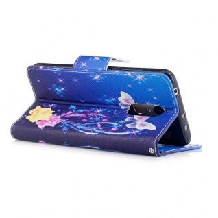Tasche Wallet Book Cover Motiv 40 für Xiaomi Redmi 5 Hülle Case Etui Schutz Neu - Vorschau 2