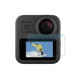 Für GoPro Max Camera Display Glas Linse Folie Schutz Glas Zubehör Reparatur