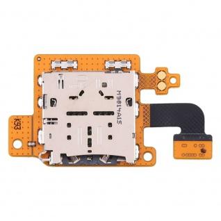 Sim Karten Flex Kabel für Samsung Galaxy Tab S6 T865 Card Slot Cable Ersatz Neu