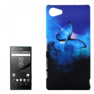Hardcase Muster 32 Hülle für Sony Xperia Z5 Compact (Mini) 4.6 Case Cover Tasche