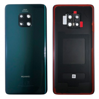 Huawei Akkudeckel Akku Deckel Batterie Cover Grün für Mate 20 Pro 02352GDF Neu