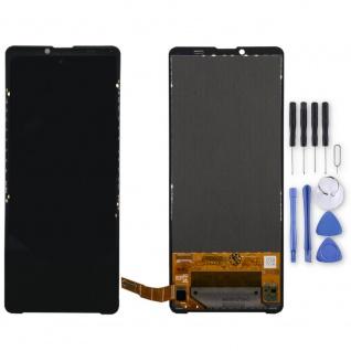 Für Sony Xperia 10 III 3 Gen Display Touch Full LCD Ersatzteil Schwarz Reparatur