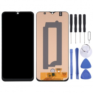 Für Samsung Galaxy A50 OLED Display Einheit Touch Ersatzteil Reparatur Schwarz