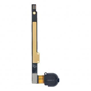Aux Kopfhörer Buchse Flex für Apple iPad 10.2 / iPad 8 LTE Ersatzteil Schwarz