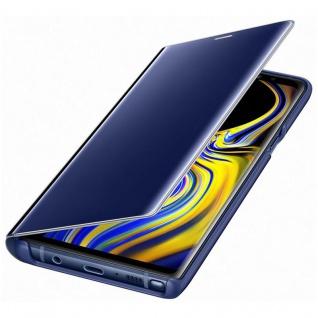 Samsung Tasche Clear View EF-ZN960CLEGWW für Galaxy Note 9 N960 Hülle Cover Blau - Vorschau 4