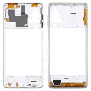 Mittelrahmen für Samsung Galaxy M51 LCD Rahmen Gehäuse Zubehör Ersatzteil