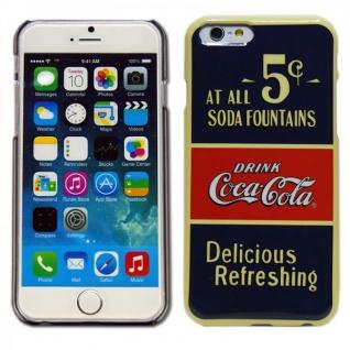 CocaCola Schutzhülle Cover für Apple iPhone 6 Plus 5.5 Coca Cola Hülle Case Hardcover