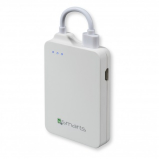 Zusatzakku Powerbank Akku Ladestations Ladegerät Charger Dock Micro USB Kabel