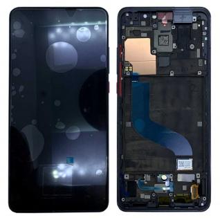 Für Xiaomi Mi 9T / 9T Pro Display Full OLED LCD mit Rahmen Reparatur Schwarz Neu
