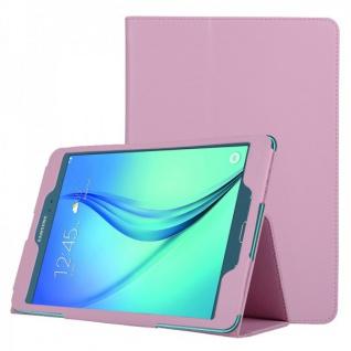 Schutzhülle Rosa Tasche für Samsung Galaxy Tab A 9.7 T555N T550 Hülle Case Etui