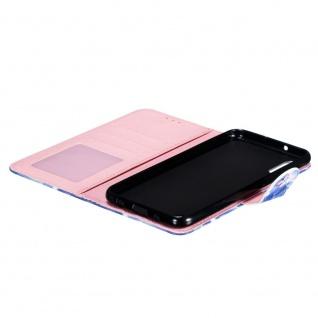 Für Samsung Galaxy A50 Kunstleder Tasche Wallet Motiv 34 Schutz Hülle Etuis Neu - Vorschau 4