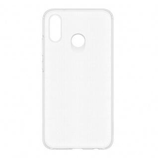 Huawei TPU Case P20 Lite Soft Clear Case Schutzhülle Hülle Cover Schutz transpa.