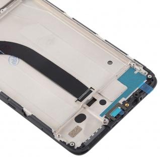 Für Xiaomi Redmi 5 Reparatur Display LCD Komplett Einheit mit Rahmen Schwarz Neu - Vorschau 3