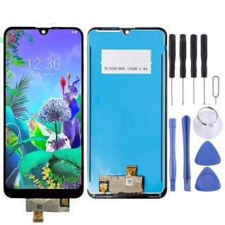 Für LG Q60 2019 Display LCD Einheit Touch Screen Reparatur Schwarz Ersatz Neu