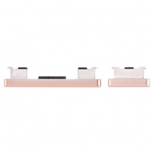 Für Xiaomi Mi 9 Lite Sidekeys Seitentasten Gold Ersatzteil Zubehör Reparatur - Vorschau 2