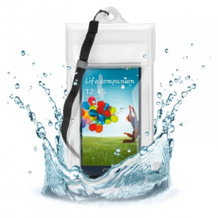 Original Goobay wasserdichte Tasche für Smartphones Apple Samsung HTC Sony LG
