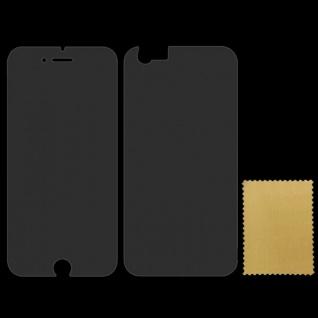 Front / Back Displayschutzfolie Schutzfolie Folie für Apple iPhone 6 4.7 Schutz - Vorschau 2