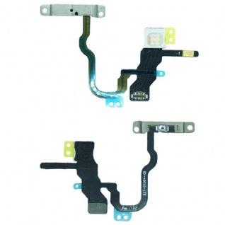 Power Flexkabel für Apple iPhone X / 10 On Off Volume Button Flex Ersatzteil Neu